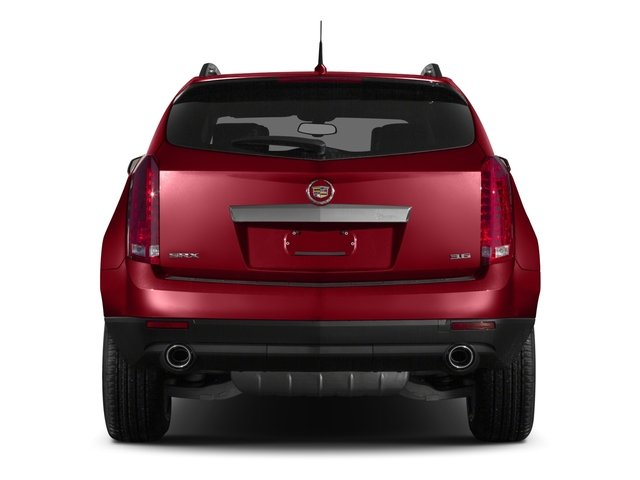 2016 Cadillac SRX Prices and Values Utility 4D Luxury 2WD V6 rear view