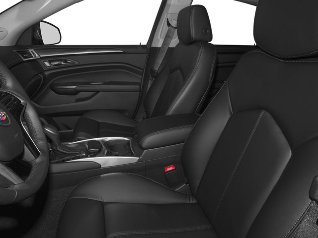 2016 Cadillac SRX Prices and Values Utility 4D Luxury 2WD V6 front seat interior