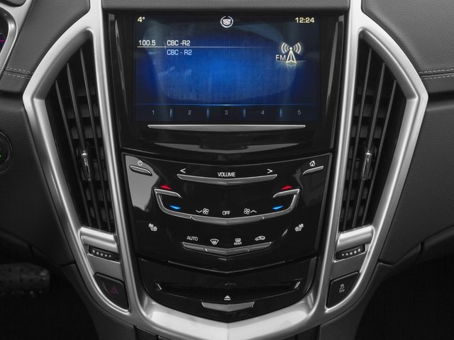 2016 Cadillac SRX Prices and Values Utility 4D Luxury 2WD V6 stereo system