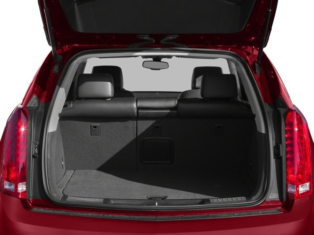 2016 Cadillac SRX Prices and Values Utility 4D Luxury 2WD V6 open trunk
