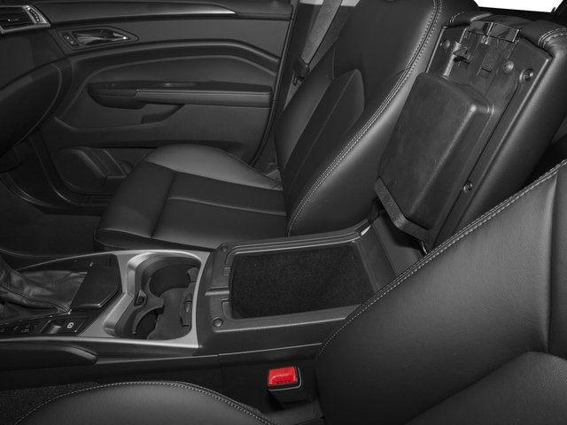 2016 Cadillac SRX Prices and Values Utility 4D Luxury 2WD V6 center storage console