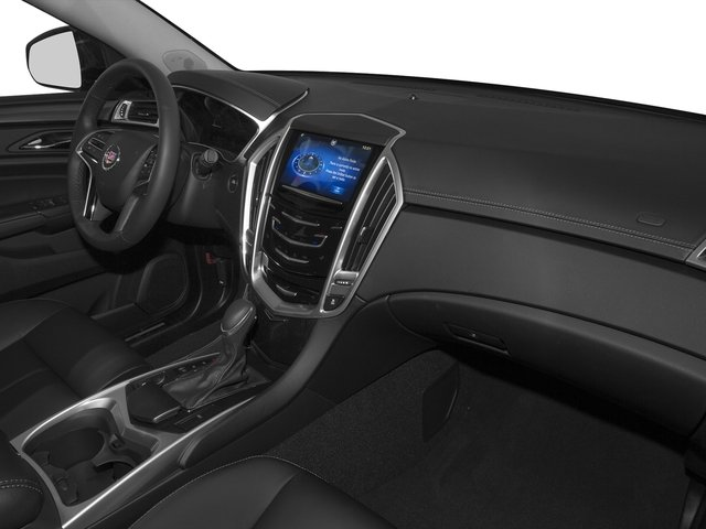 2016 Cadillac SRX Prices and Values Utility 4D Luxury 2WD V6 passenger's dashboard