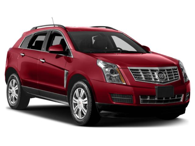 2016 Cadillac SRX Prices and Values Utility 4D Luxury 2WD V6 side front view