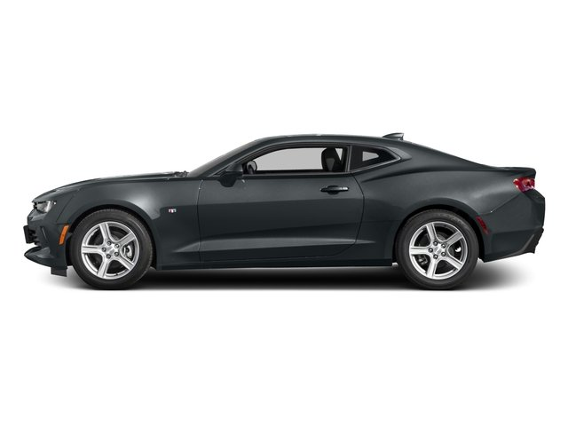 2016 Chevrolet Camaro Pictures Camaro Coupe 2D 2LT V6 photos side view