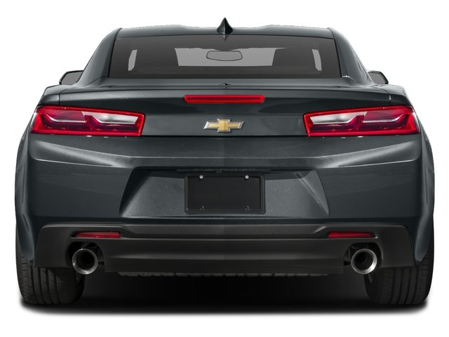 2016 Chevrolet Camaro Pictures Camaro Coupe 2D 2LT V6 photos rear view