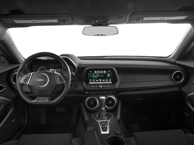 2016 Chevrolet Camaro Pictures Camaro Coupe 2D 2LT V6 photos full dashboard