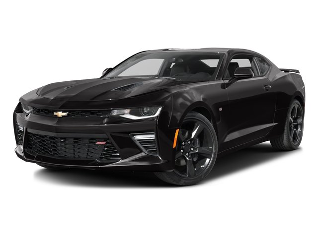 2016 Chevrolet Camaro Pictures Camaro Coupe 2D 2SS V8 photos side front view