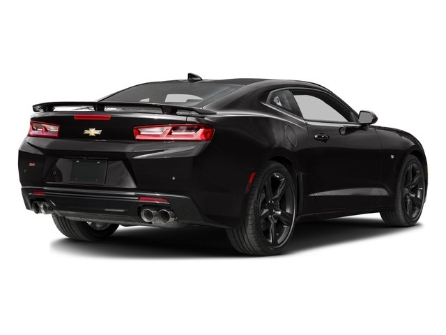 2016 Chevrolet Camaro Pictures Camaro Coupe 2D 2SS V8 photos side rear view