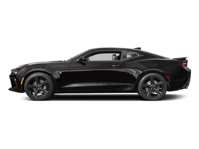 2016 Chevrolet Camaro Pictures Camaro Coupe 2D 2SS V8 photos side view
