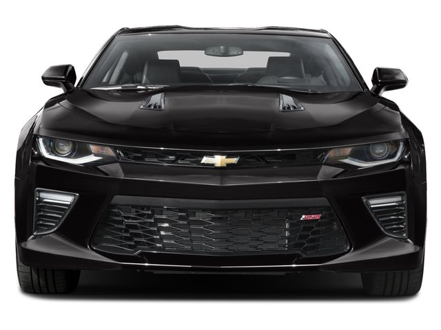 2016 Chevrolet Camaro Pictures Camaro Coupe 2D 2SS V8 photos front view