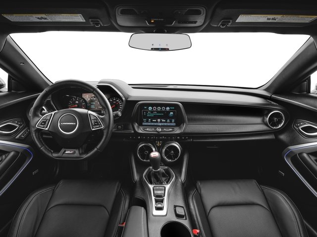 2016 Chevrolet Camaro Pictures Camaro Coupe 2D 2SS V8 photos full dashboard