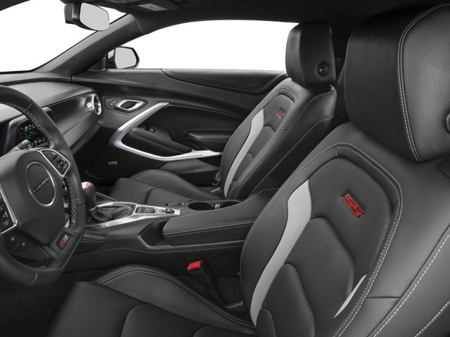 2016 Chevrolet Camaro Pictures Camaro Coupe 2D 2SS V8 photos front seat interior