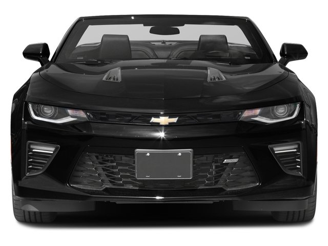 2016 Chevrolet Camaro Pictures Camaro Convertible 2D SS V8 photos front view