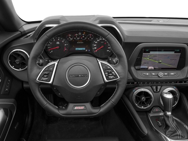 2016 Chevrolet Camaro Pictures Camaro Convertible 2D SS V8 photos driver's dashboard