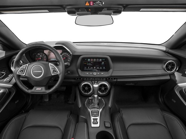 2016 Chevrolet Camaro Prices and Values Convertible 2D SS V8 full dashboard