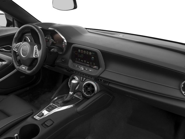 2016 Chevrolet Camaro Prices and Values Convertible 2D SS V8 passenger's dashboard