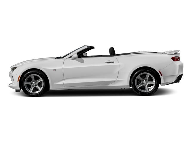 2016 Chevrolet Camaro Pictures Camaro Convertible 2D 2LT V6 photos side view