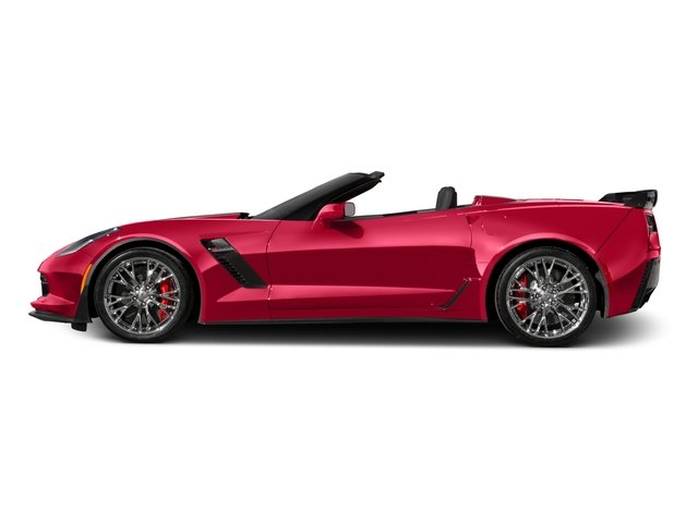2016 Chevrolet Corvette Prices and Values Convertible 2D Z06 CR.7 V8 side view