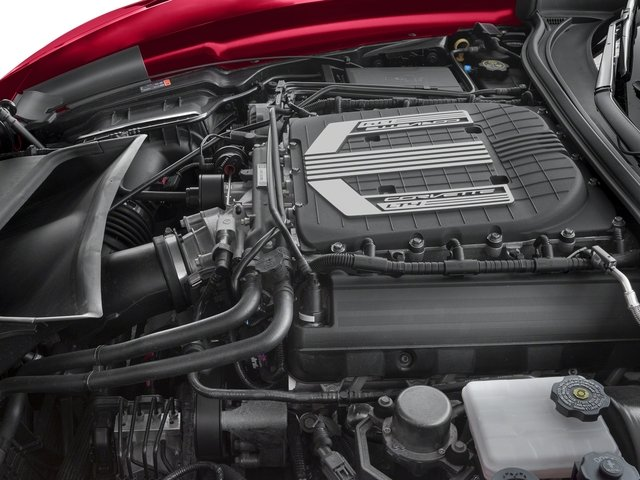 2016 Chevrolet Corvette Prices and Values Convertible 2D Z06 CR.7 V8 engine
