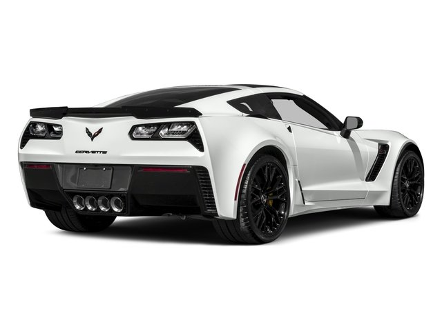 2016 Chevrolet Corvette Prices and Values Coupe 2D Z06 CR.7 V8 side rear view