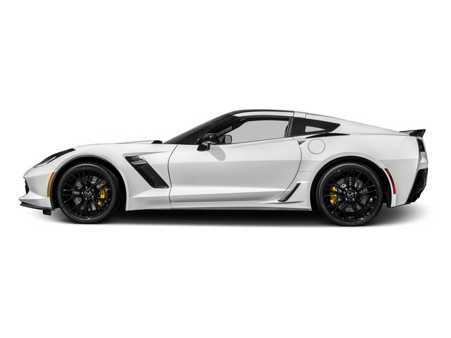 2016 Chevrolet Corvette Prices and Values Coupe 2D Z06 CR.7 V8 side view