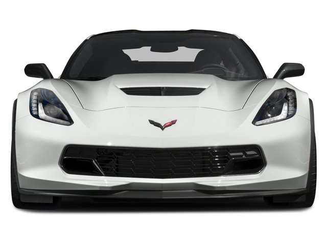 2016 Chevrolet Corvette Prices and Values Coupe 2D Z06 CR.7 V8 front view