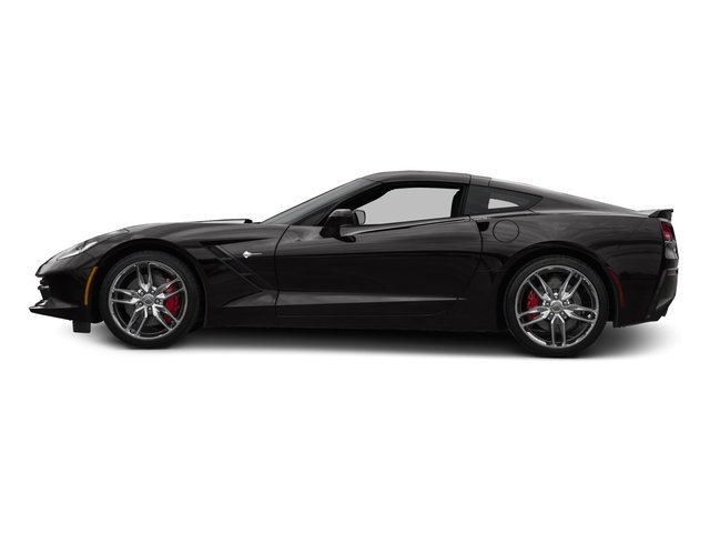 2016 Chevrolet Corvette Pictures Corvette Coupe 2D Z51 3LT V8 photos side view