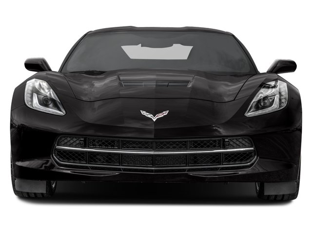 2016 Chevrolet Corvette Prices and Values Coupe 2D Z51 2LT V8 front view