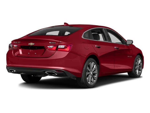 2016 Chevrolet Malibu Prices and Values Sedan 4D Premier I4 Turbo side rear view