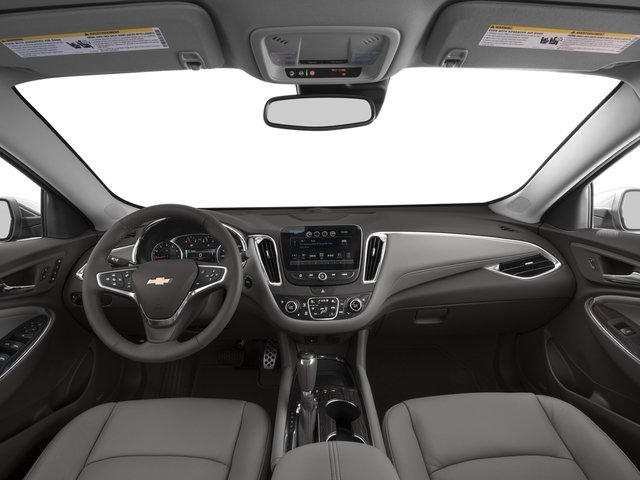 2016 Chevrolet Malibu Prices and Values Sedan 4D Premier I4 Turbo full dashboard