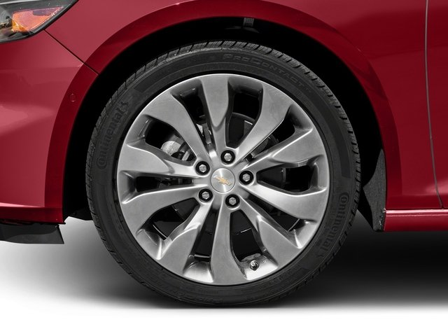 2016 Chevrolet Malibu Prices and Values Sedan 4D Premier I4 Turbo wheel