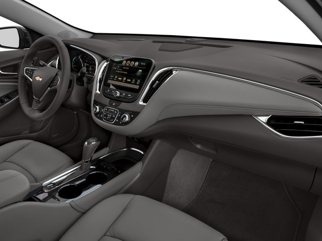 2016 Chevrolet Malibu Prices and Values Sedan 4D Premier I4 Turbo passenger's dashboard