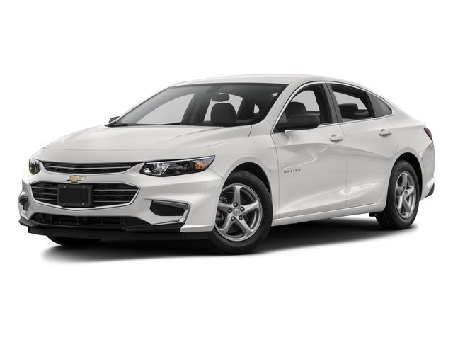 2016 Chevrolet Malibu Prices and Values Sedan 4D L I4 Turbo side front view