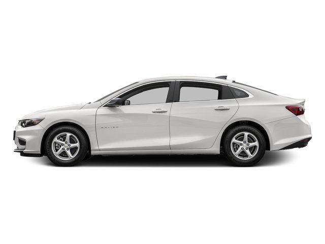 2016 Chevrolet Malibu Prices and Values Sedan 4D L I4 Turbo side view