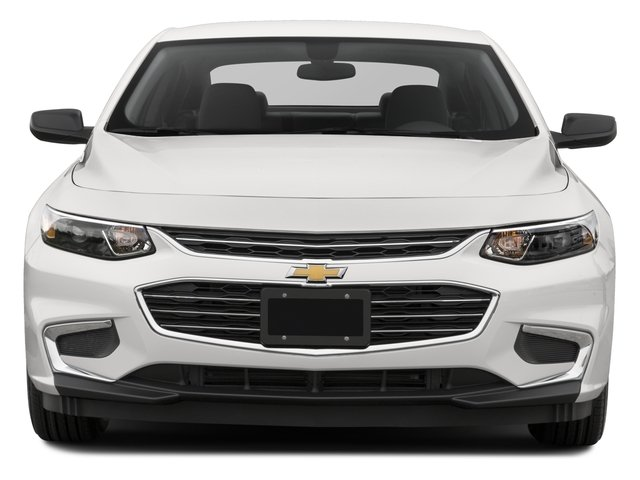 2016 Chevrolet Malibu Prices and Values Sedan 4D L I4 Turbo front view