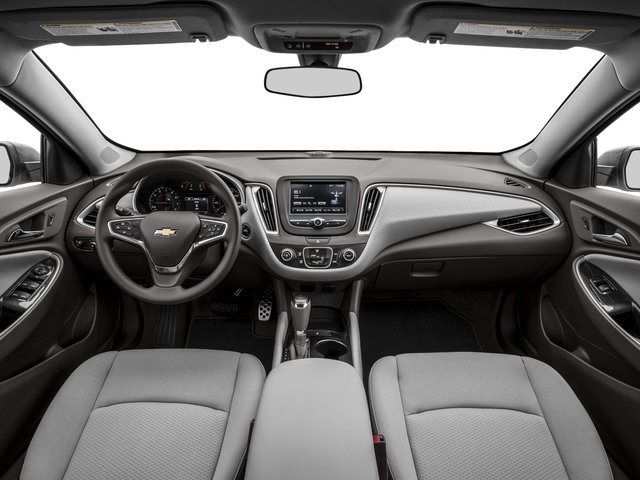 2016 Chevrolet Malibu Prices and Values Sedan 4D L I4 Turbo full dashboard