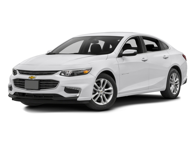 2016 Chevrolet Malibu Prices and Values Sedan 4D LT I4 Turbo side front view