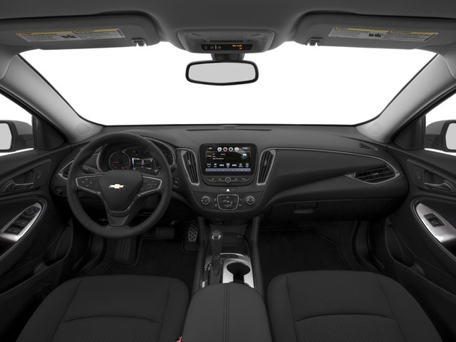 2016 Chevrolet Malibu Prices and Values Sedan 4D LT I4 Turbo full dashboard