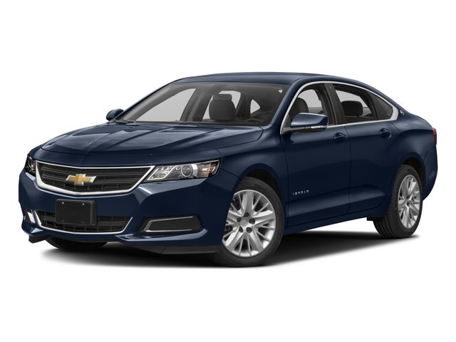 2016 Chevrolet Impala Prices and Values Sedan 4D LS I4 side front view