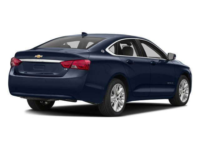 2016 Chevrolet Impala Prices and Values Sedan 4D LS I4 side rear view