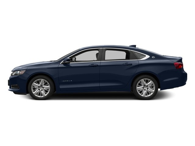 2016 Chevrolet Impala Prices and Values Sedan 4D LS I4 side view