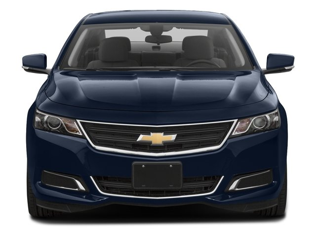 2016 Chevrolet Impala Prices and Values Sedan 4D LS I4 front view