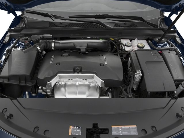 2016 Chevrolet Impala Prices and Values Sedan 4D LS I4 engine