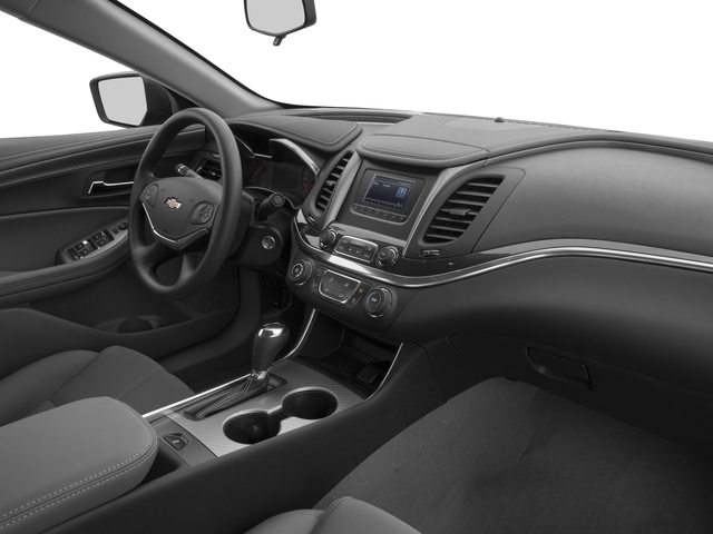 2016 Chevrolet Impala Prices and Values Sedan 4D LS I4 passenger's dashboard