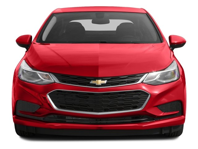 2016 Chevrolet Cruze Prices and Values Sedan 4D LT I4 Turbo front view