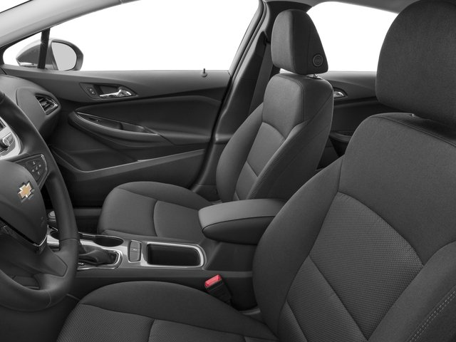 2016 Chevrolet Cruze Prices and Values Sedan 4D LT I4 Turbo front seat interior