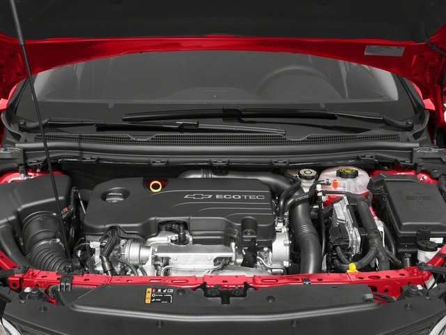 2016 Chevrolet Cruze Prices and Values Sedan 4D LT I4 Turbo engine