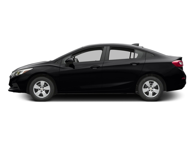 2016 Chevrolet Cruze Prices and Values Sedan 4D LS I4 side view