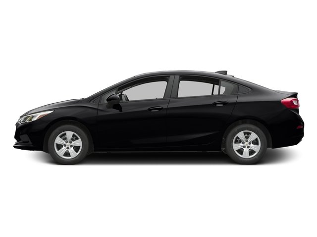 2016 Chevrolet Cruze Prices and Values Sedan 4D L I4 side view