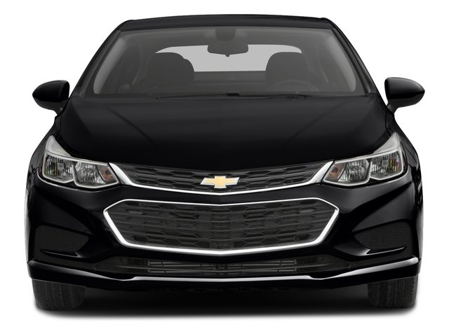 2016 Chevrolet Cruze Prices and Values Sedan 4D LS I4 front view